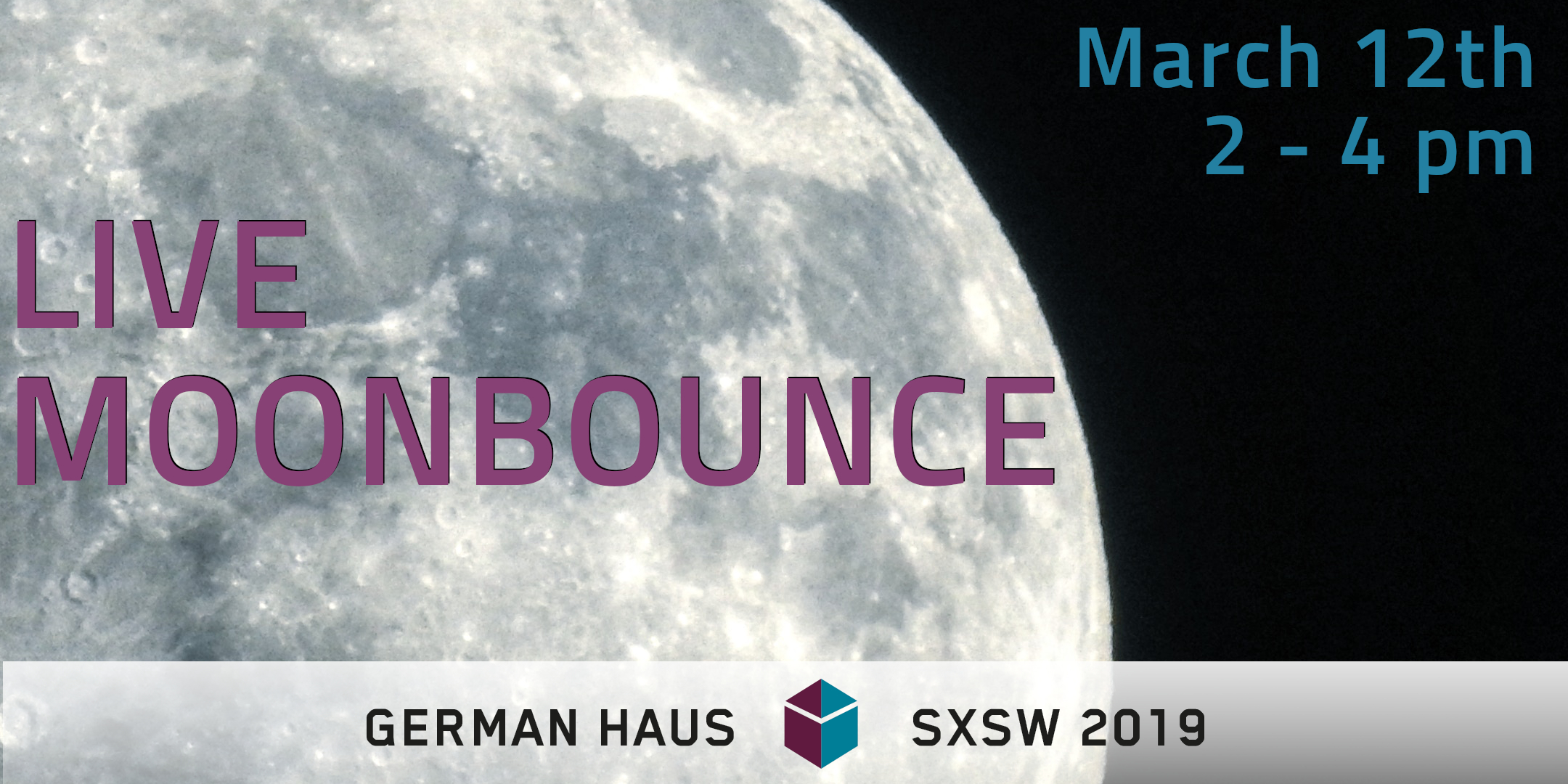 Live Moonbounce